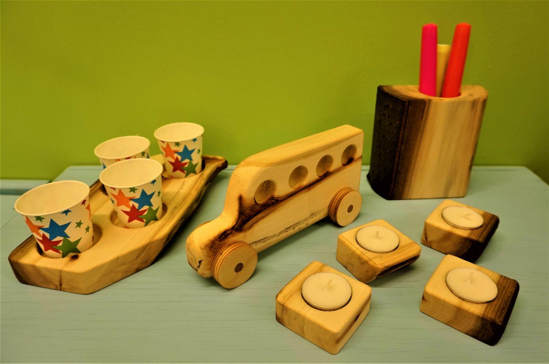 Beginner Woodworking: Make a Christmas